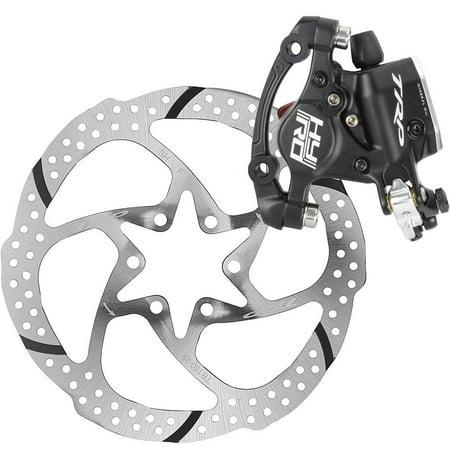 TRP HY/RD Road Hydraulic Disc Brake Caliper Black With Rotor