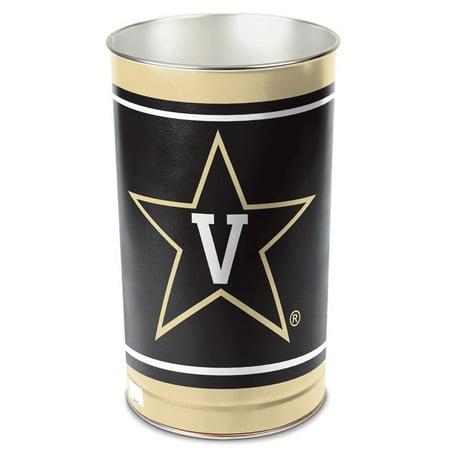 Wincraft Wastebasket - Vanderbilt Commodores Metal Wastebasket