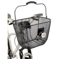 Axiom Fresh Mesh DLX Front Basket: Black Mesh