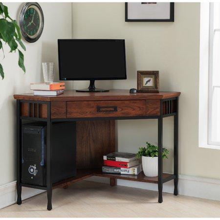 Corner Desk Walmart Sauder Beginnings Desk With Hutch