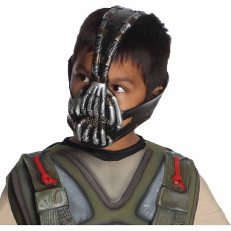Bane Child Mask Child Halloween Accessory - Printable Halloween Masks For Children