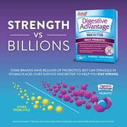 Schiff Digestive Advantage Daily Probiotic, 80 Capsules