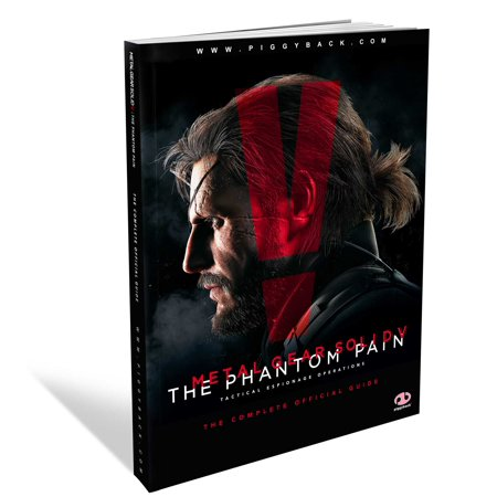 Metal Gear Solid V: The Phantom Pain : The Complete Official Guide