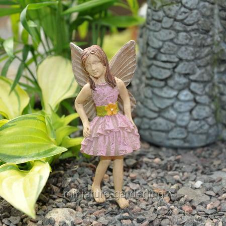 Miniature Fairy Gabby for Miniature Garden, Fairy - Fairy Gardens For Sale