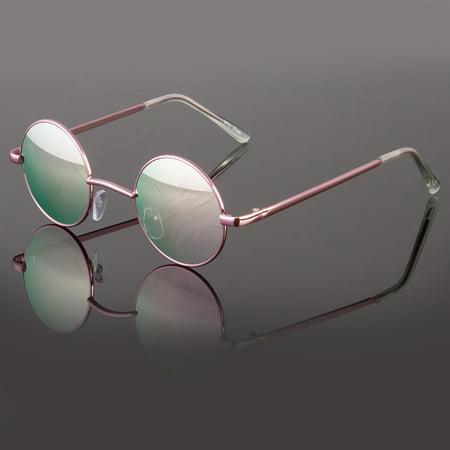 John Lennon style Sunglasses Round Retro vintage style 60s 70s hippie glasses](Hippie 60s Or 70s)