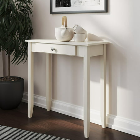 Featuring Console (DHP Rosewood Console Table, White)