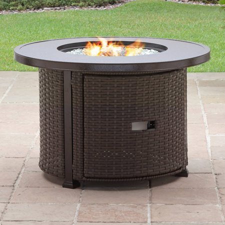 Outdoor Fire Table (Better Homes and Gardens Colebrook 37
