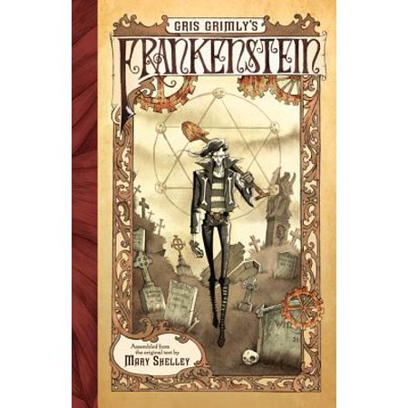 Gris Grimly's Frankenstein - Mr Gru