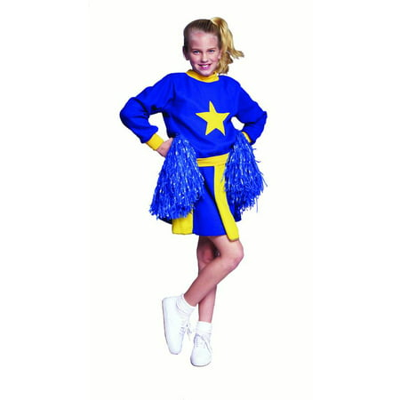 Cheerleader Costume](Dallas Cowboys Cheerleader Costume For Kids)
