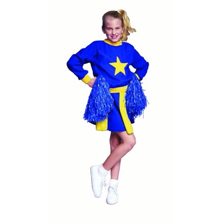 Cheerleader Costume - Panthers Cheerleader Costume