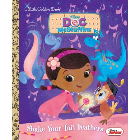 Shake Your Tail Feathers (Disney Junior: Doc McStuffins) - Doc Mcstuffins Christmas Wrapping Paper