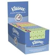 Kleenex 11975 Kleenex Go Pack White Facial Tissue, Pack Of 16