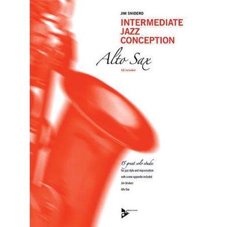 Intermediate Jazz Conception -- Alto & Baritone Sax ()