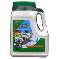 Road Runner 9.5 LB Pet Friendly Ice Melt Safer For Pets Paws