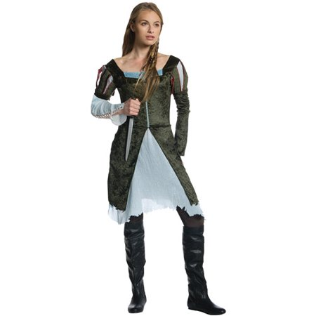 Snow White Huntsman Adult Halloween Costume (Huntsman Snow White Costume)