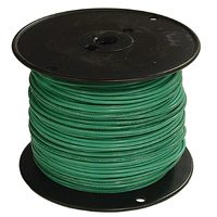 Building Wire,THHN,12 AWG,Green,500ft SOUTHWIRE COMPANY 22968201