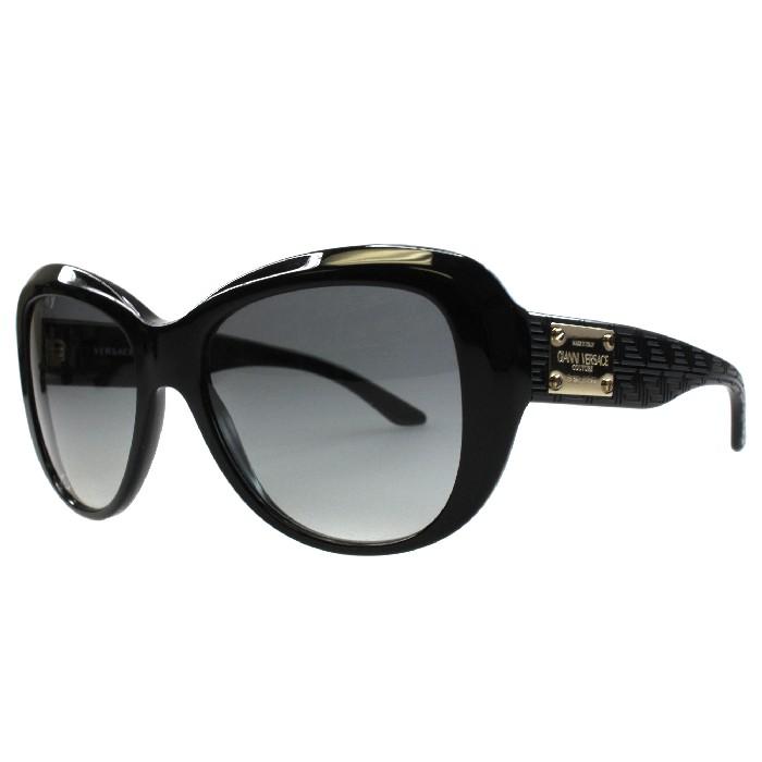 c22c17e3663 VERSACE - Versace VE4285-GB1-11 Women s Black Frame Grey Lens 57mm  Sunglasses New In Box - Walmart.com