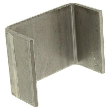 (12) Heavy Duty Weld on 2x4 Steel Stake Pockets for Trailer Truck 4 Ga -27022