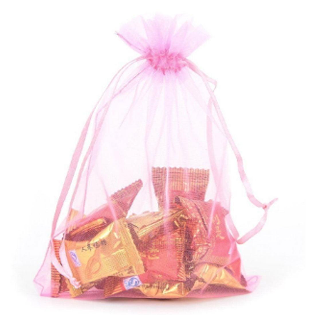 Walmart Wedding Gift Ideas: Organza Drawstring Design Candy Jewelry Pouch Wedding Gift