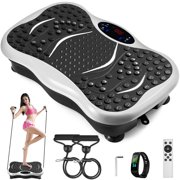 VEVOR Vibration Platform Whole-Body Massager Fitness Remote Control USB Speaker