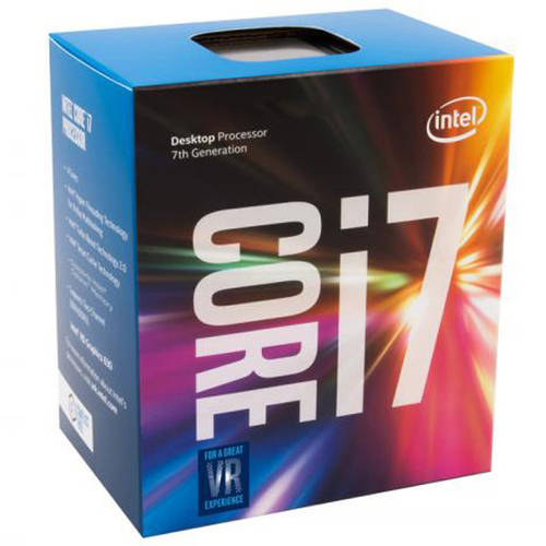 Intel Core i7-7700 Kaby Lake 3.6 GHz Quad-Core LGA 1151 8MB Cache Desktop Processor - BX80677I77700