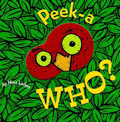 Peek a Who (Board Book)