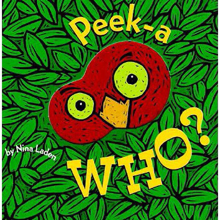 Peek a Who (Board Book) (A Who From Whoville)