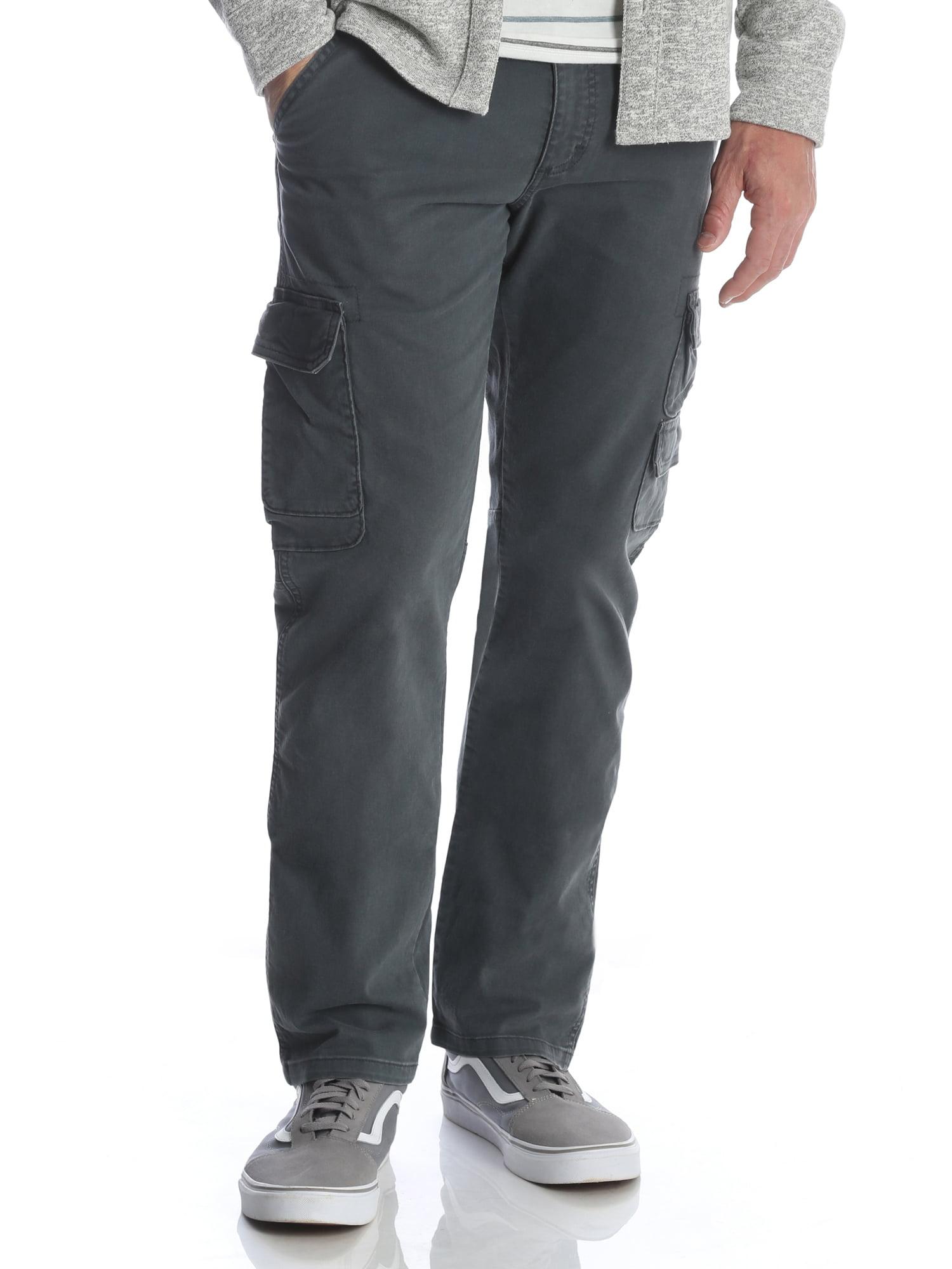 ff6296be3a4 Wrangler - Wrangler Men's Stretch Cargo Pant - Walmart.com