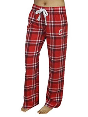 60fb595b92 Product Image Cincinnati Bearcats Women s Plaid Lounge Pajama Sleep Pants  (Large)