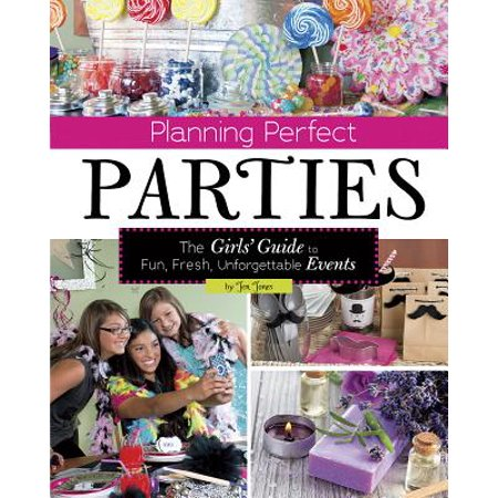 Planning Perfect Parties : The Girls' Guide to Fun, Fresh, Unforgettable Events - Halloween Event Planning Ideas