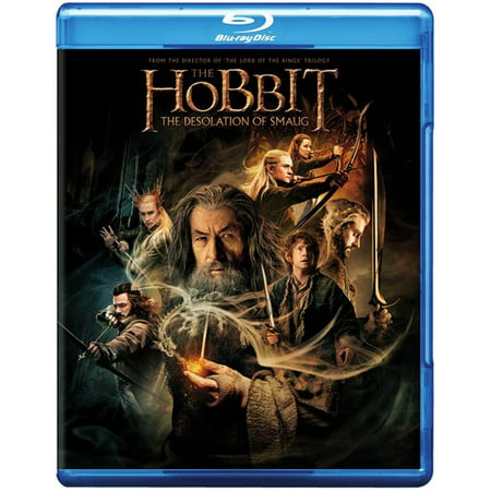 The Hobbit 2  The Desolation Of Smaug  Blu Ray