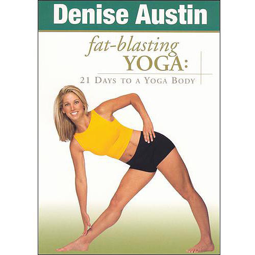 Denise Austin: Fat-Blasting Yoga - 21 Days To A Yoga Body (Full Frame)