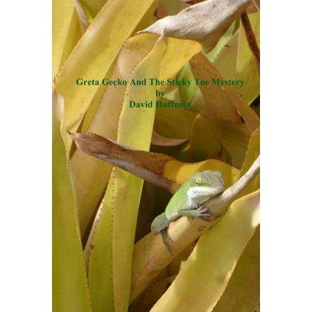 - Greta Gecko and the Sticky Toe Mystery - eBook
