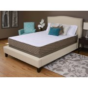ANGELOHOME Sullivan 8-inch Flippable Queen-size Foam Mattress by angelo:HOME