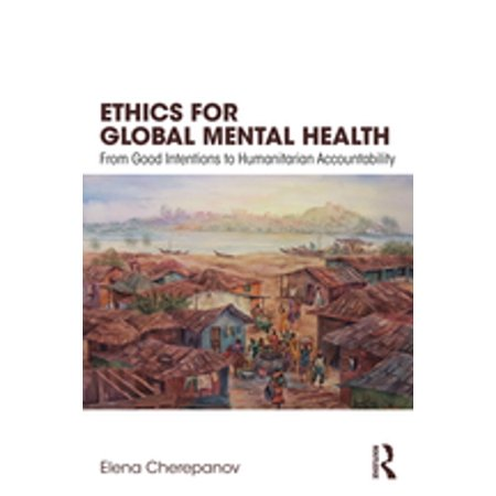 Ethics for Global Mental Health - eBook