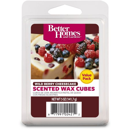 Better homes gardens scented candles upc barcode - Better homes and gardens scented wax cubes ...