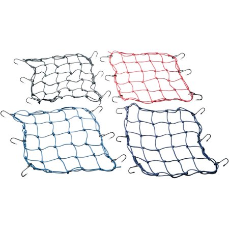 Emgo 78-60501 Bungee Net - Red