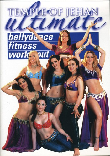 Ultimate Bellydance Fitness Work by Tapeworm Video