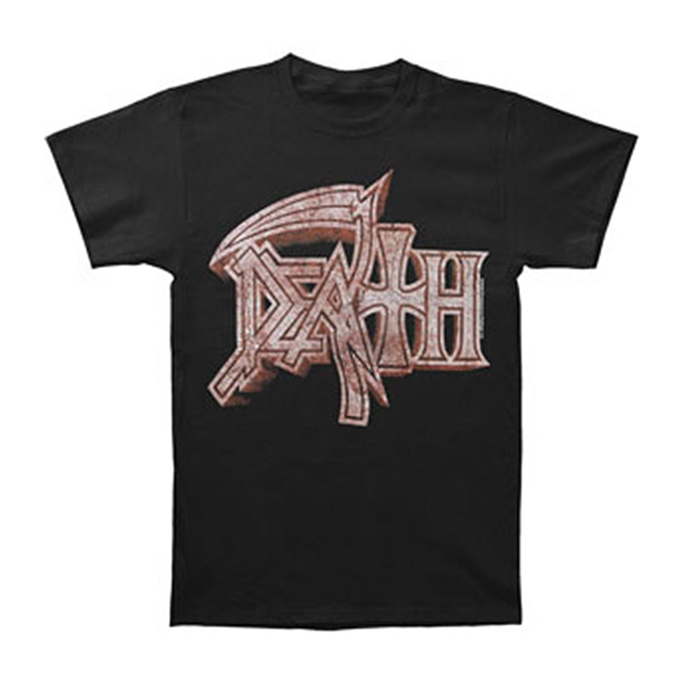 Death Men's  Let The Metal Flow T-shirt Black