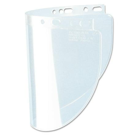 Fibre-Metal by Honeywell High Performance Face Shield Window, Standard, Propionate, Clear