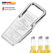 Westmark Germany Hermetus Steel 3-in-1 Resealer Beer Bottle Opener