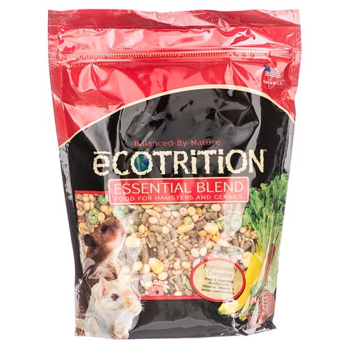 Ecotrition Essential Blend Food for Hamsters & Gerbils 2 lbs