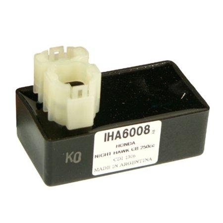 Db Electrical IHA6008 CDI Module for Honda 250 Cb250 Cb 250cc Nighthawk 1991-2008 / CMX250C Rebel 1996-2014 / CMX250C2 1999-2000 / CMX250X 2015 /30410-KBG-003, CI578