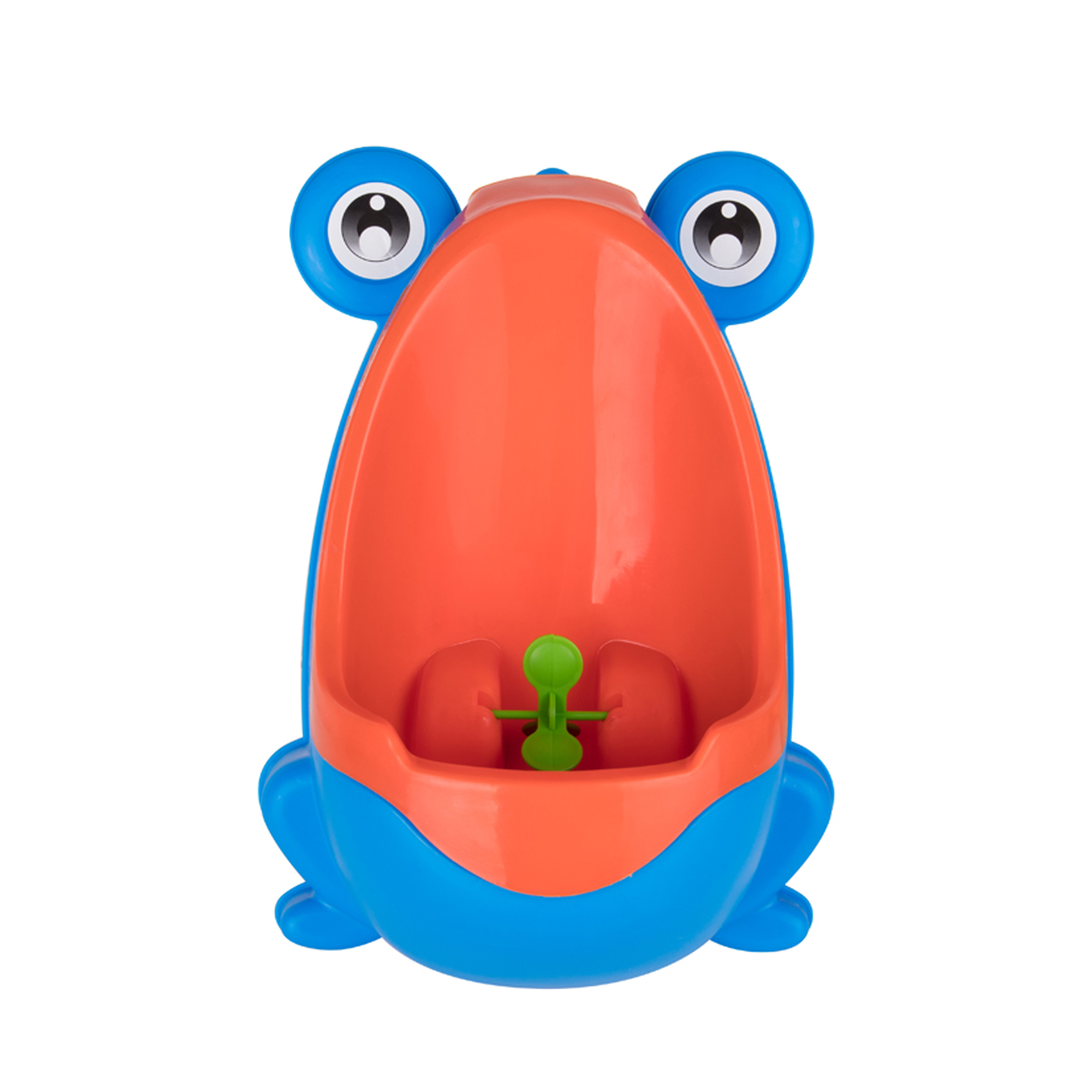 NK Cute Frog Children Potty Toilet Training Urinal Kid Urinal for Boys Pee Trainer with Funny Aiming Target