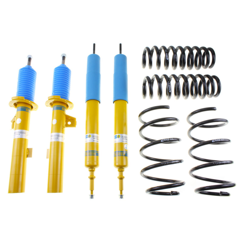 Bilstein B12 2007 BMW 335i Base Sedan Front and Rear Suspension Kit