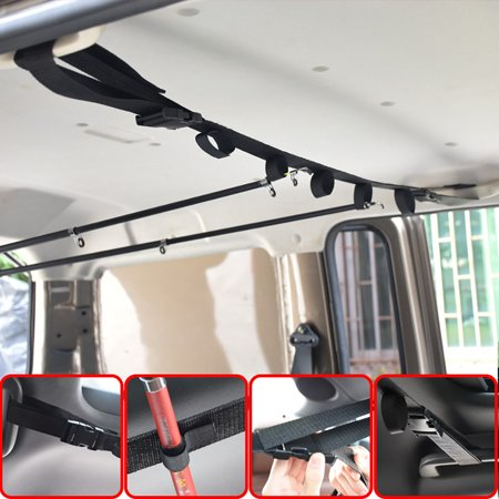 Car Mounted Rod Carry For Fishing In-Vehicle Storage Of Fishing