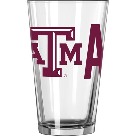 Texas A&M University 16 oz. Overtime Pint Glass