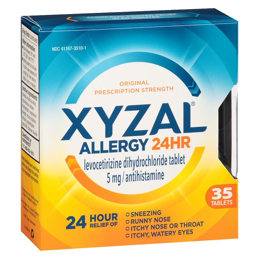 XYZAL Allergy Medicine35.0 ea(pack of 1)