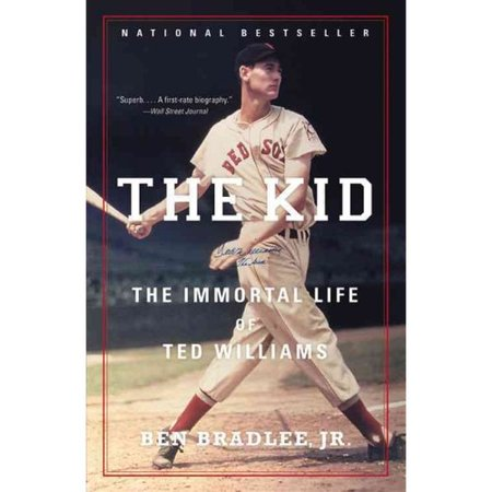The Kid: The Immortal Life of Ted Williams by