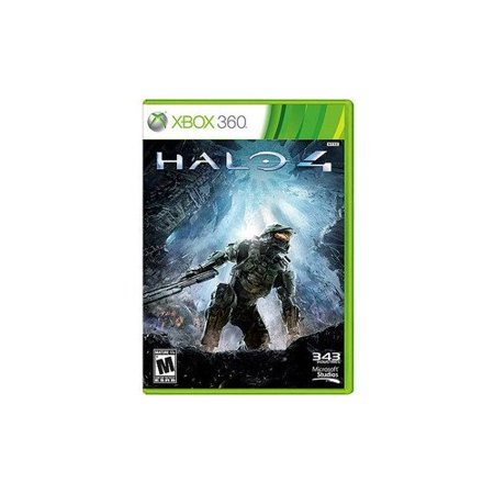 Refurbished X360 Halo 4 For Xbox 360 Shooter - Halo 3 Rating